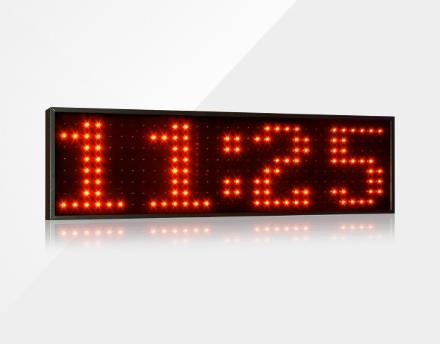 LED clock