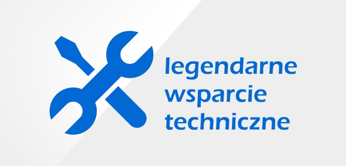 Legendarne wsparcie techniczne NESTEC