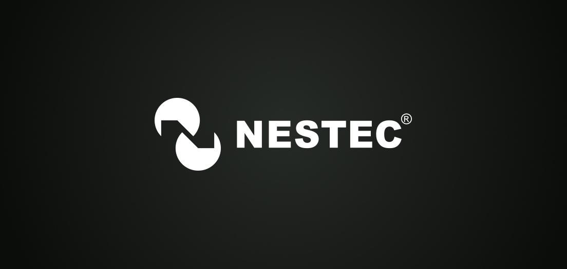Nowe logo NESTEC - litera N wpisana w symbol uściśniętych dłoni