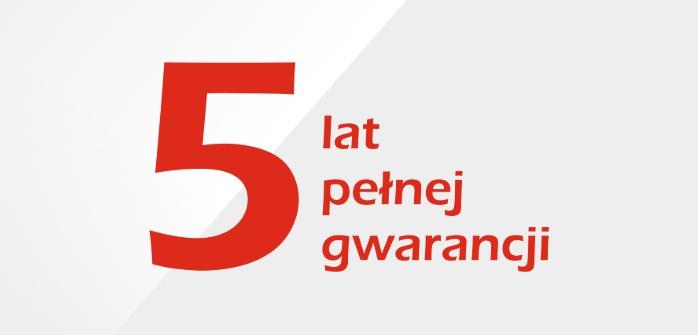 Oferta gwarancja 5 lat na tablice LED