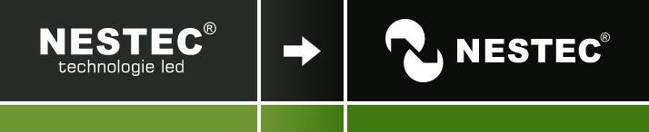 Porównanie logo NESTEC